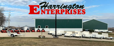 Harrington Enterprises - Minnesota Largest Country Clipper Dealer