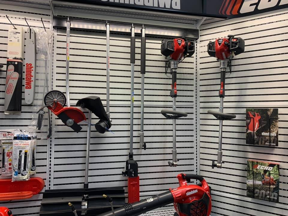 Harrington Enterprises near Spring Valley Minnesota and Cresco Iowa - Small Engine Equipment and Supplies for Lawn & Garden